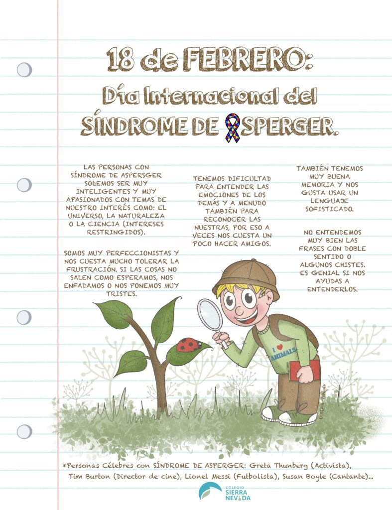 Infografía ASPERGER
